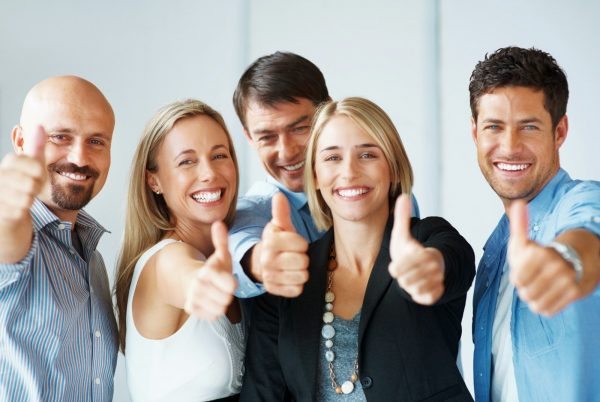 employees happy and healthy