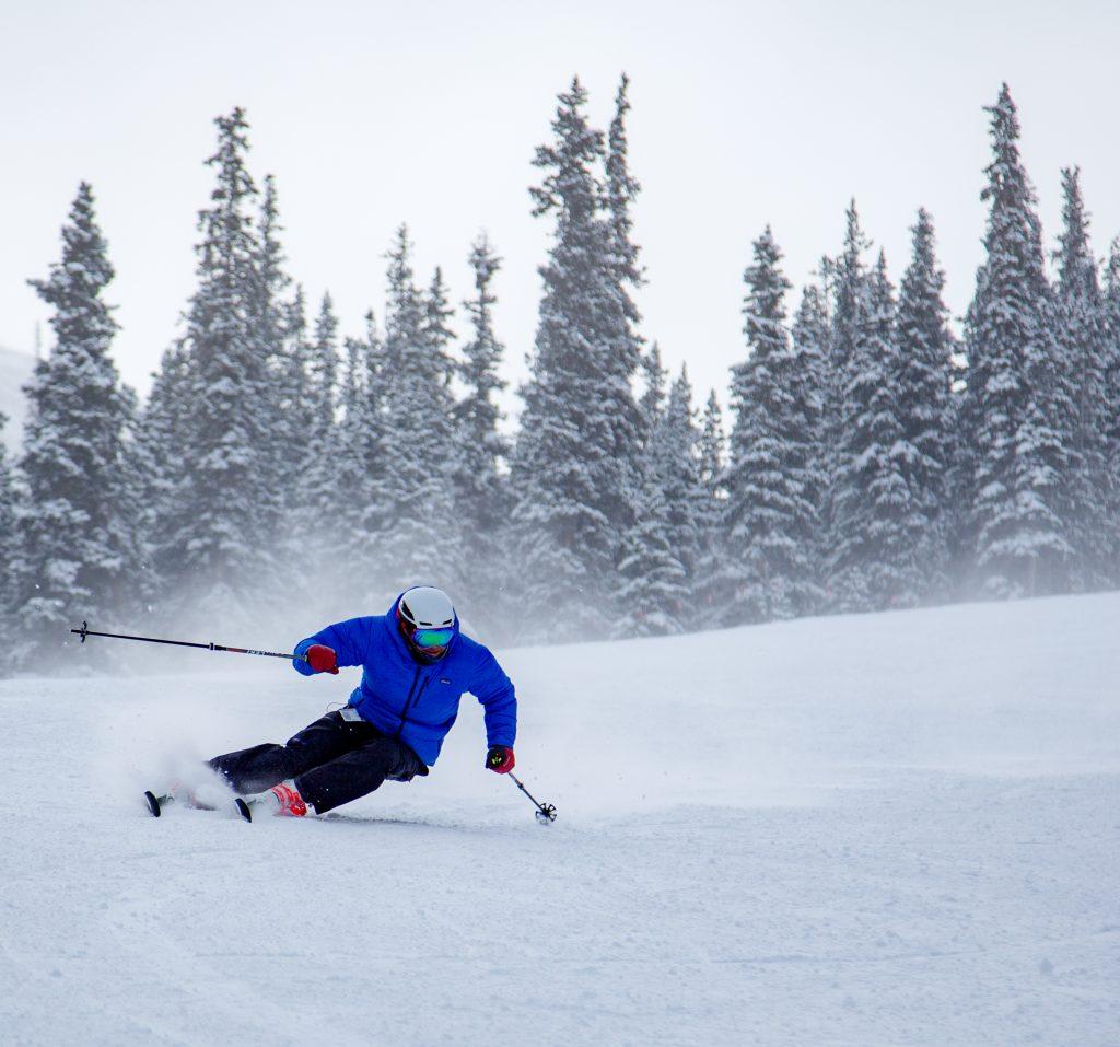 Prevent knee injuries in skiing