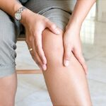 Knee problems pain overuse caused by everyday activities