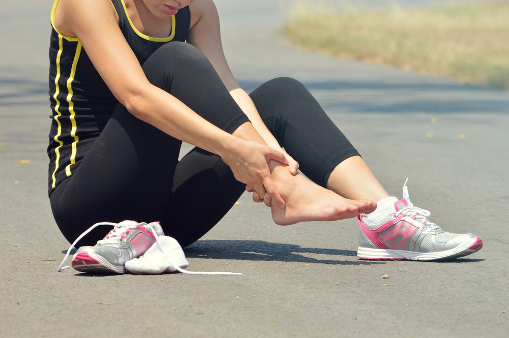 ankle sprain, healing, management, ice, treatment